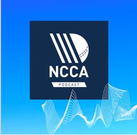 NEW! NCCA Podcast 4 ... season preview plus Berkshire's James Morris