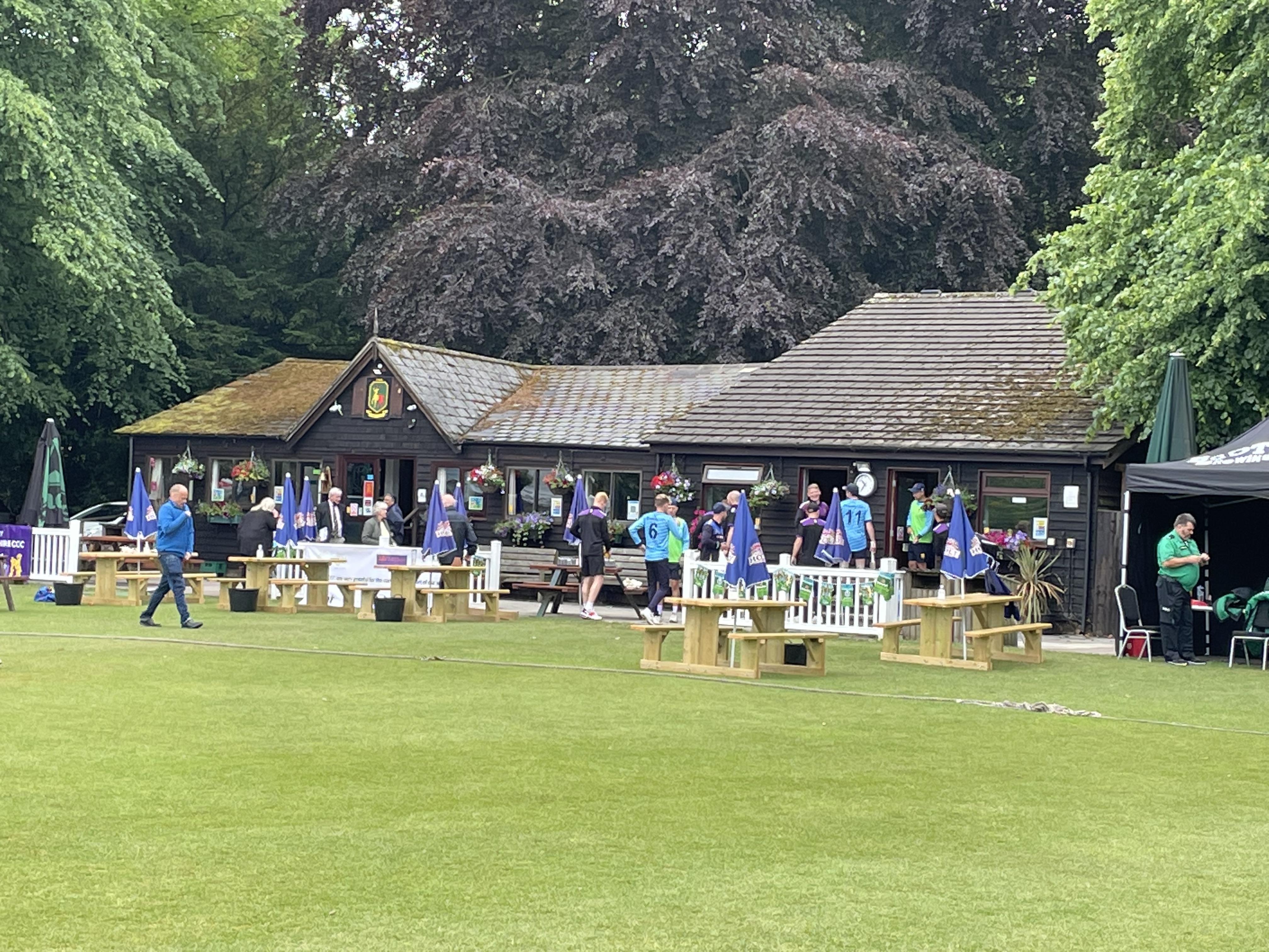 Cheshire rally to 99 run win over Shropshire