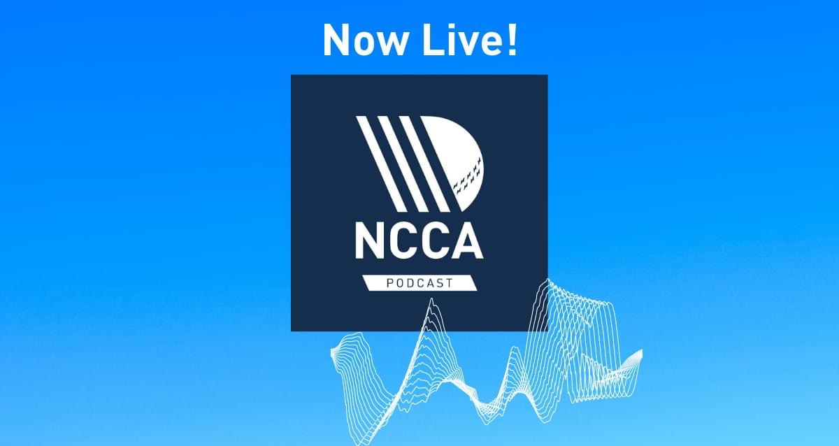 NCCA Podcast 27 August - Listen here!
