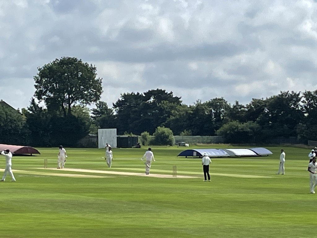 Cheshire recover from collapse to earn Dorset draw