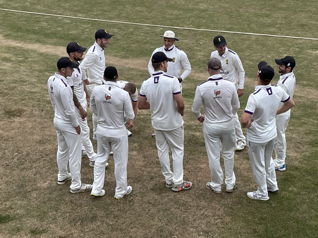 Stylish 8 wicket win at Banbury