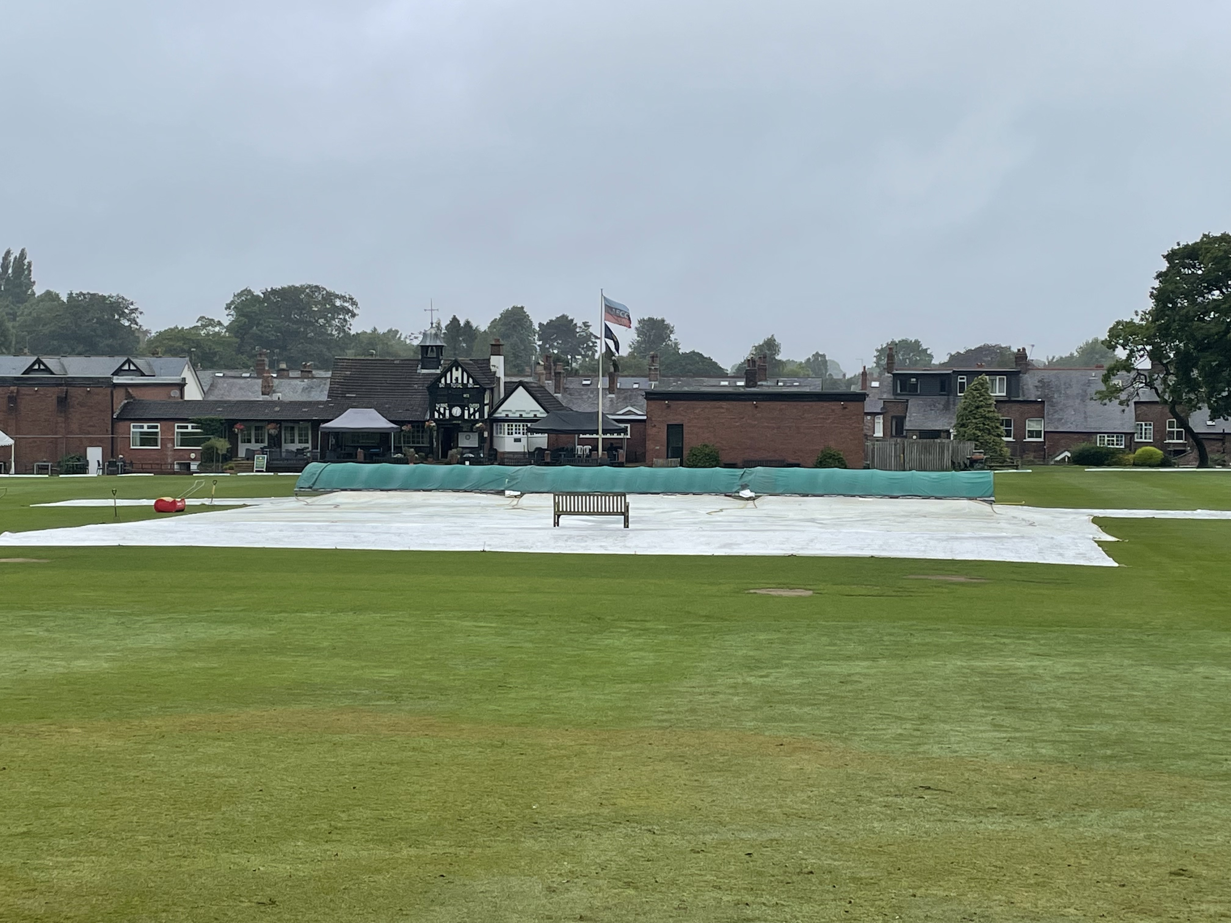Wiltshire washout and Berks loss leaves title in the air