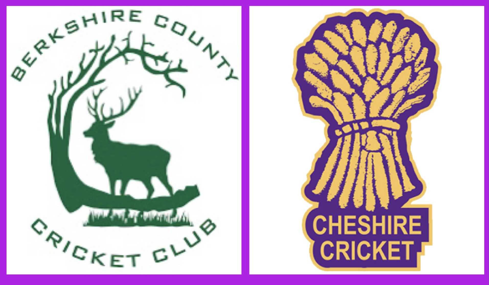 Cheshire Team v Berkshire at Falklands CC, Newbury 22-24 August 2021